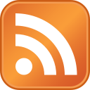 The RSS feed icon