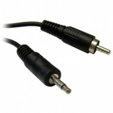 3.5mm Male to RCA Male Cable